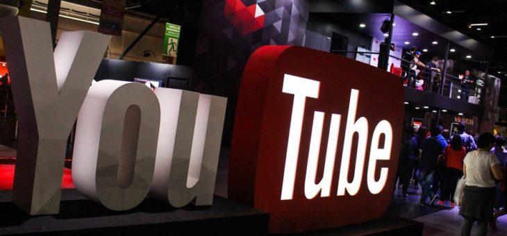 Новое на сайте: наш канал YouTube и рассылка новостей