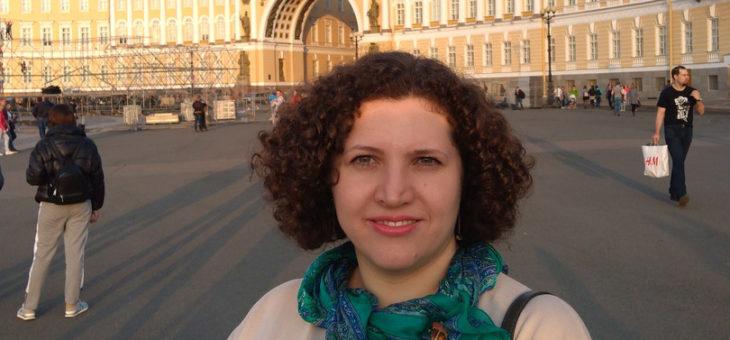 О поездке в Санкт-Петербург…